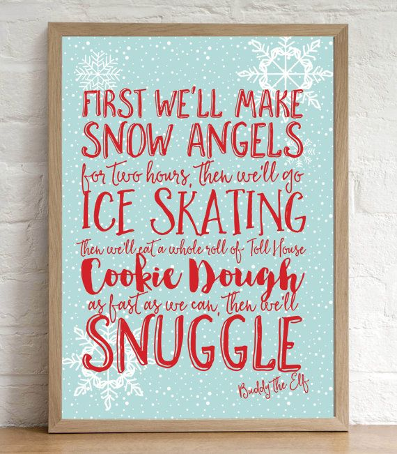 Elf Quotes Custom 71 Best Buddy The Elf Images On Pinterest  Buddy The Elf Quotes . Design Inspiration