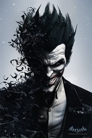 Batman Arkham Origins - Joker