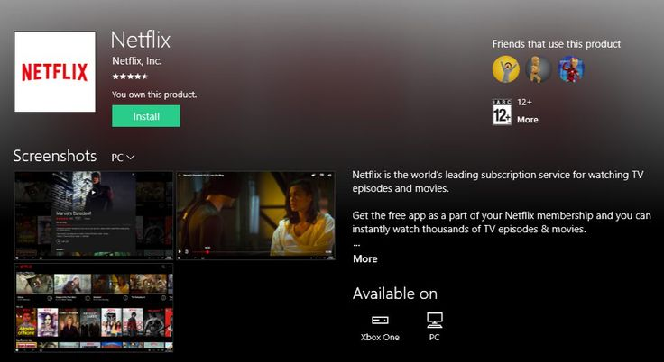 Netflix, Baconit, and Hulu UWP apps now on XBox One Preview