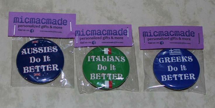 do it better badges 4 sale
