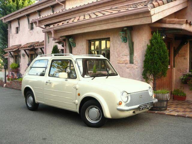 1989-1990 Nissan Pao 日産 パオ