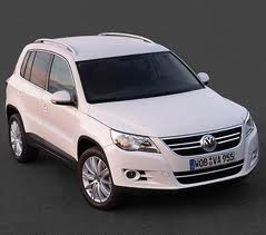 VW Tiguan!!! Need to sell the beetle, and adopt one of these :)