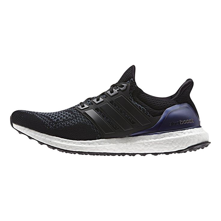Feel energized on every step with the Mens adidas Ultra Boost, the top-of-the-line adidas boost running shoe