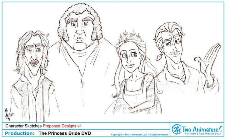 Princess Bride Coloring Pages - Google Search