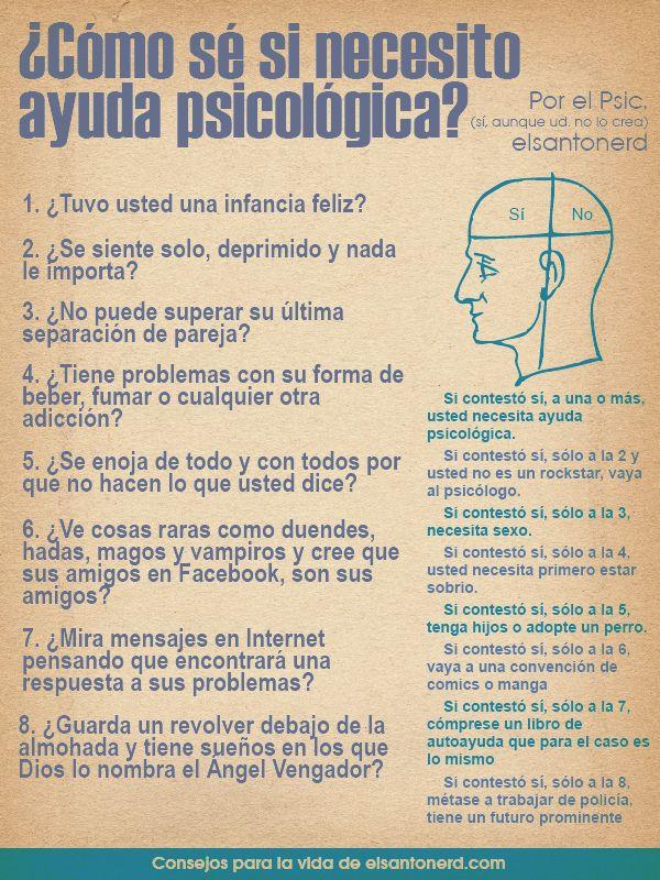 ¿Necesitas ayuda psicologica?