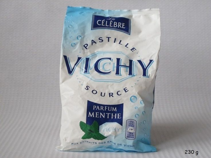 pastilles Vichy