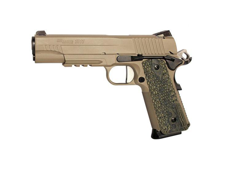 Wolverine Supplies - Online Gun Store | Product Details | SIG Sauer 1911 Scorpion .45 ACP