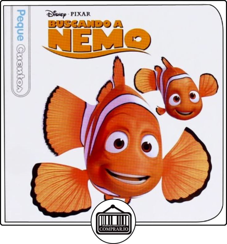 Buscando A Nemo. Pequecuentos (Buscando A Nemo (disney)) de Disney ✿ Libros infantiles y juveniles - (De 0 a 3 años) ✿