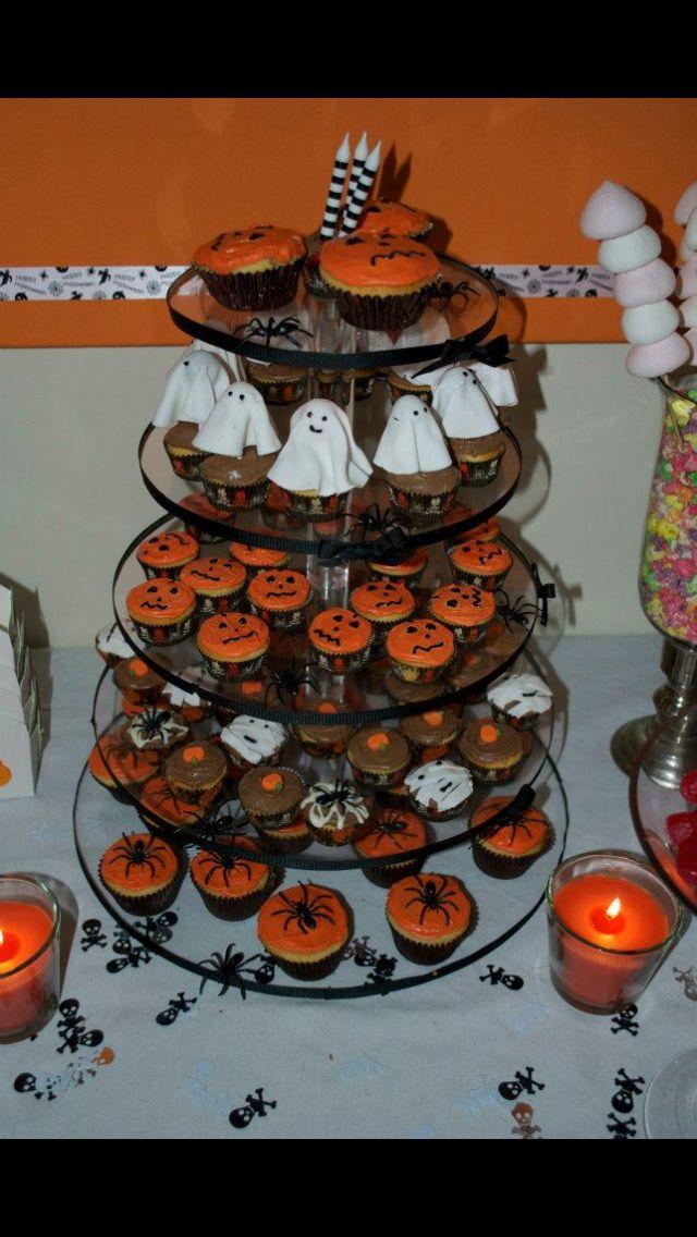Cupcake, Halloween cupcakes and Halloween on Pinterest