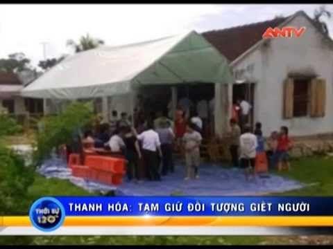 Thanh Hóa: Cha tật nguyền bị con trai đoạt mạng