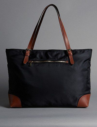Double Handle Large Tote Bag | Marks & Spencer London