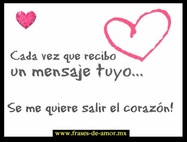 Frases Lindas De Amor Para Mi Novio Te Amo Love