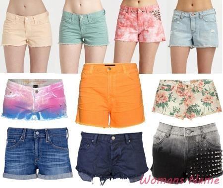 Шорты летняя одежда
