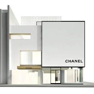 Chanel Store LA.