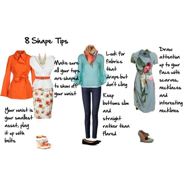 """8 Shape Tips"" by imogenl on Polyvore check out Imogen Lamport's fantastic blog - this lady is inspirational!"