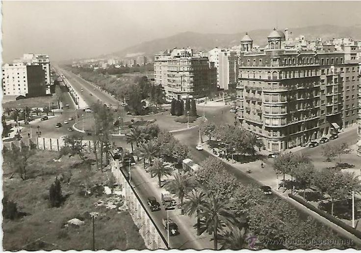 Barcelona, Francesc Macià amb Av Diagonal.