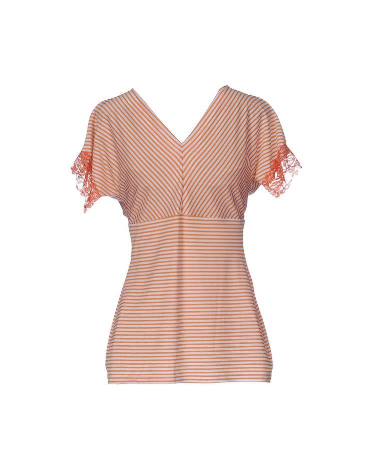 Paola Frani Tシャツ レディース | YOOXで世界のファッションをオンラインショッピング