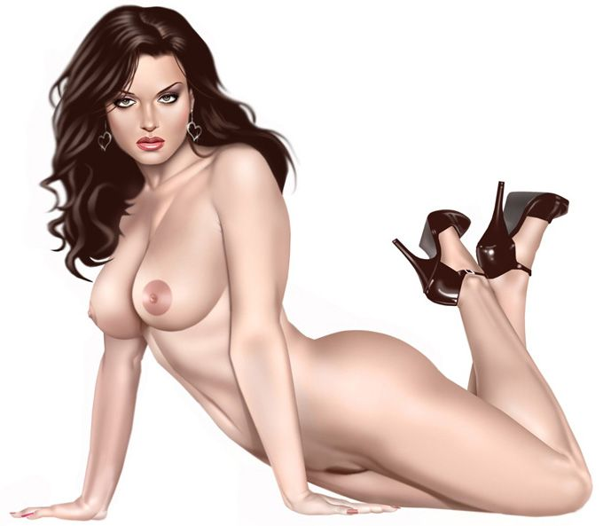 nude gym girl gif