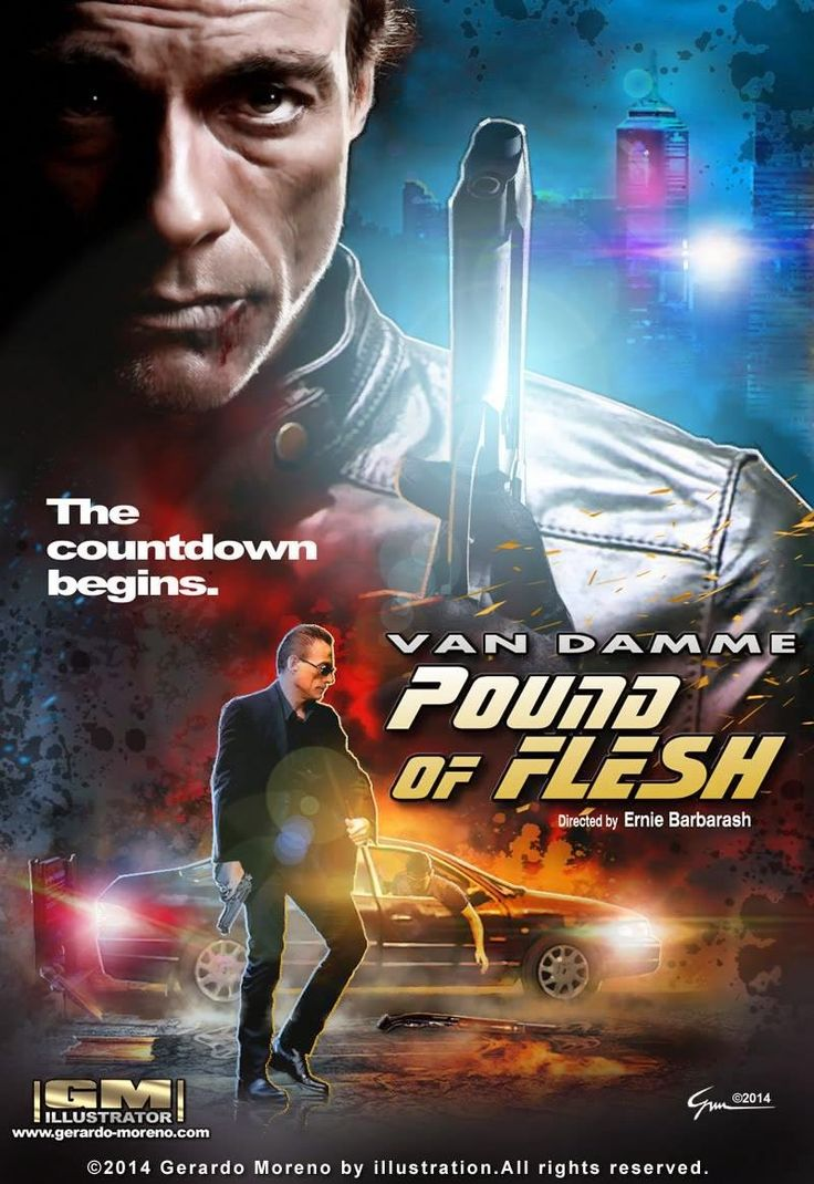 Watch Pound Of Flesh 2015 Full Movie Online Free Download