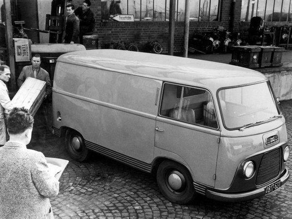 Museum Outtake 1962 Ford Taunus Transit Ambulance The Forgotten