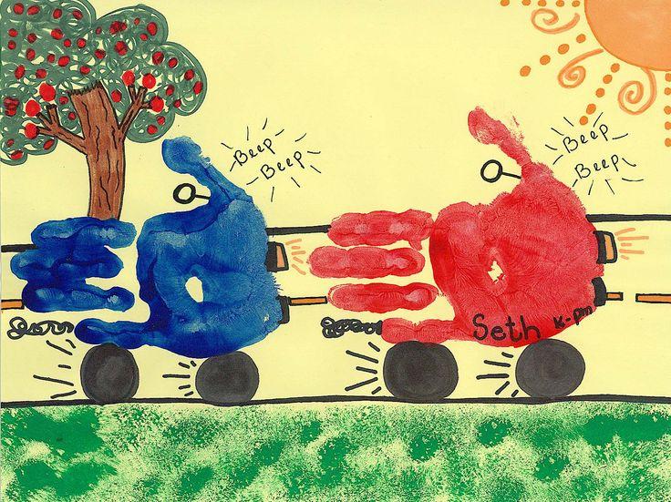 25+ Bästa Transportation Theme For Toddlers Idéerna På