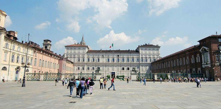 Piazza Castello ,Torino