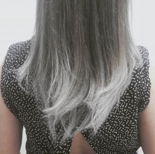 Cabelo cinza ash ou branco platinado passo a passo como fazer