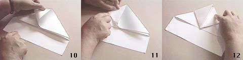 The best paper airplane in the world allegedly. If I eve manage to follow the instructions properly I'll let you know...