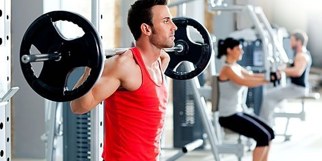 Prepare to be in the gym - Deal With Dedicated Gym Going Boyfriend - EnkiVillage