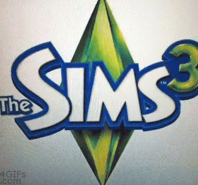 The Sims In Real Life. This is so true it's scary.