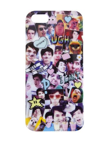 Phansplosion iPhone Case – Dan & Phil Shop I just ordered it and I'm so excited to get it!!! The most important thing is that name!!! Phansplosion, pure perfection!!!
