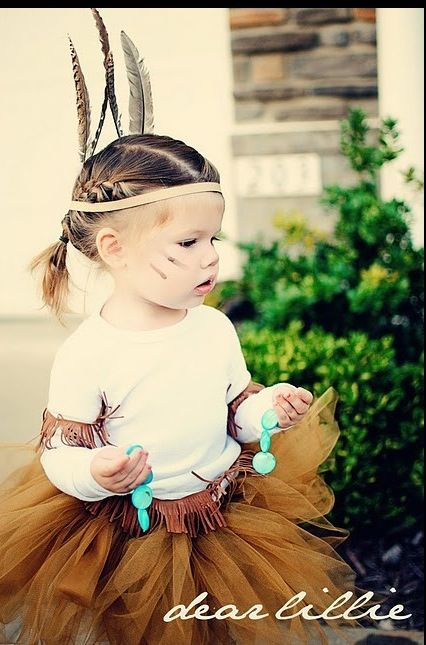 native american costume. so cute