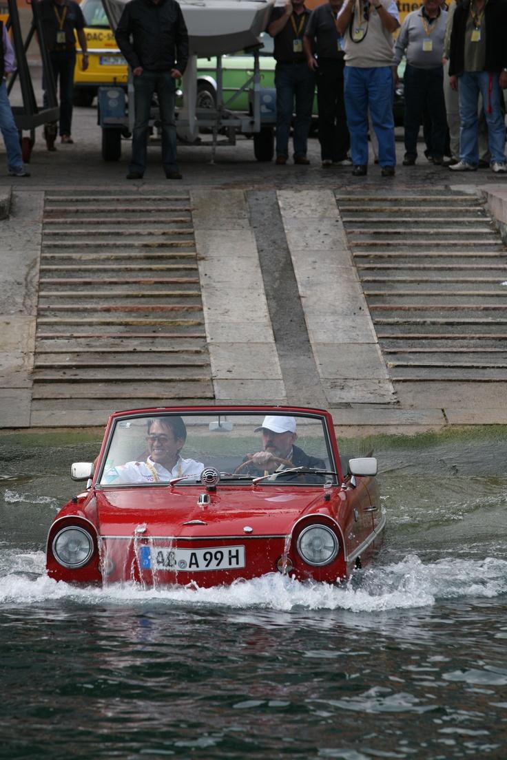 Amphicat for sale amphibious atv pictures - Amphicar Toyota S Ceo Akio Toyoda Car