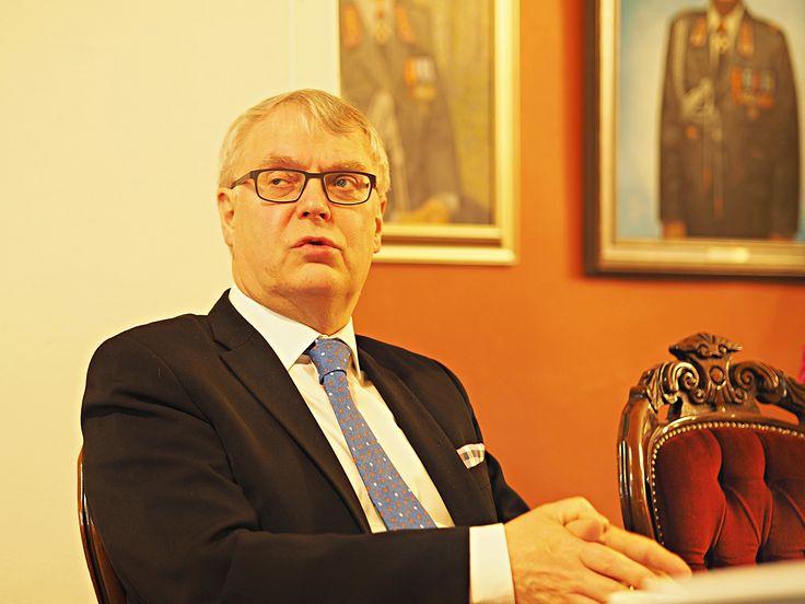 Lahden kaupunki, kaupunginjohtaja Myllyvirta ja uutta johtamis- ja toimintakulttuuria.