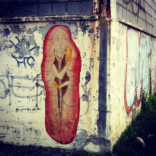 Cake Art Instagram : 17 Best images about Paste up street art on Pinterest ...