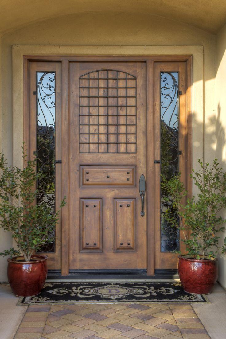 44 best Front doors images on Pinterest  Front doors The