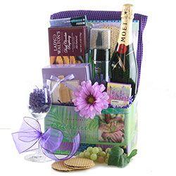 Spa Bliss Spa Pamper Gift Baskets