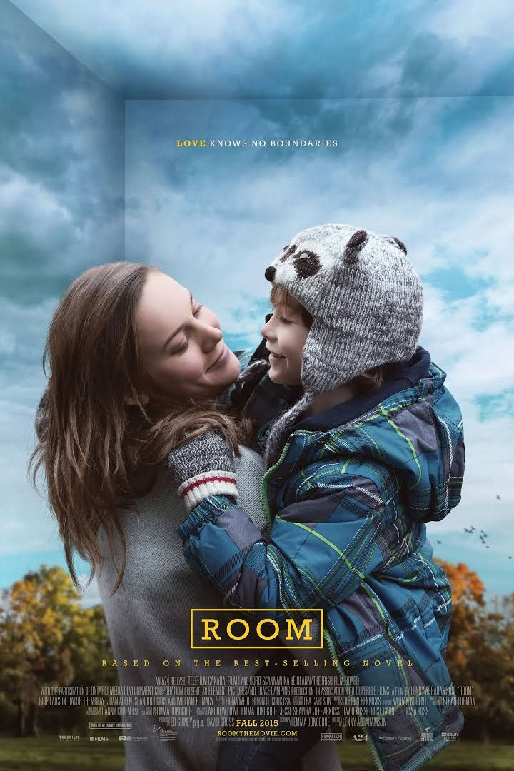 "Based on Irish-Canadian author Emma Donoghue's award-winning 2010 novel that was inspired by similar real-life crimes, is not just a simple tale of terror or a suspenseful saga of survival, although it has elements of each scenario. Instead. ""Room"" is a soul-searing celebration of the impenetrable bond that endures even under the most unbearable of circumstances between a parent and a child. One of the best things about ""Room"" is how such an intimate film manages to raise some big…"