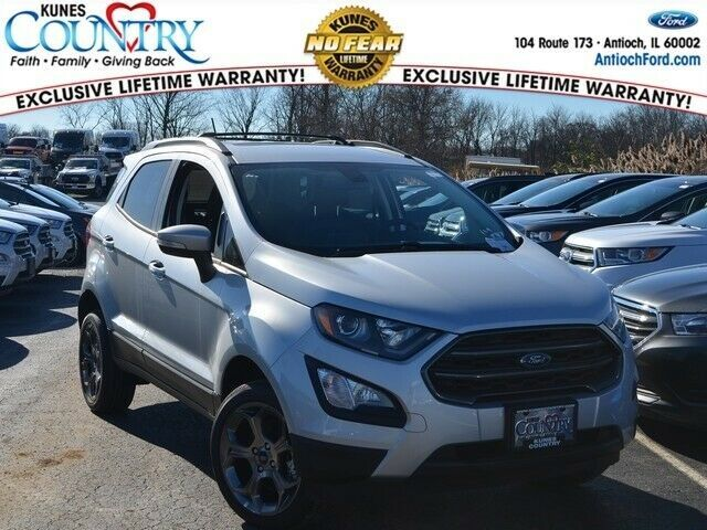 2018 Ford Ecosport Ses In 2020 Ford Ecosport Ford Vehicle Shipping