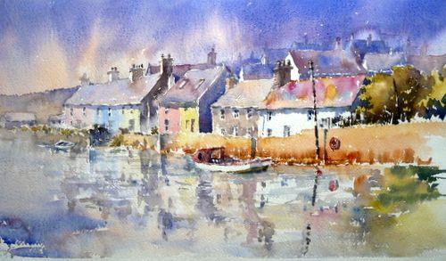 Watercolour Joanne Boon Thomas