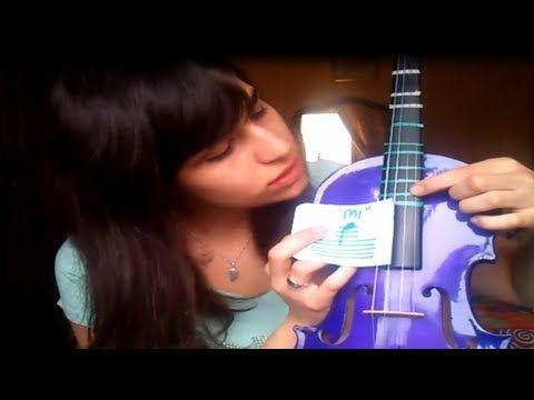 Notas del Pentagrama en el Violín | Posicionamiento de las Notas