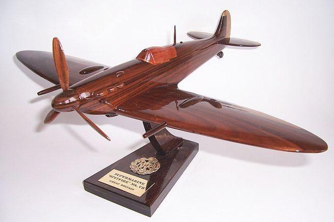 Models_of_aircraft_World_War_2_SPITFIRE-MkVb. 199.00 €