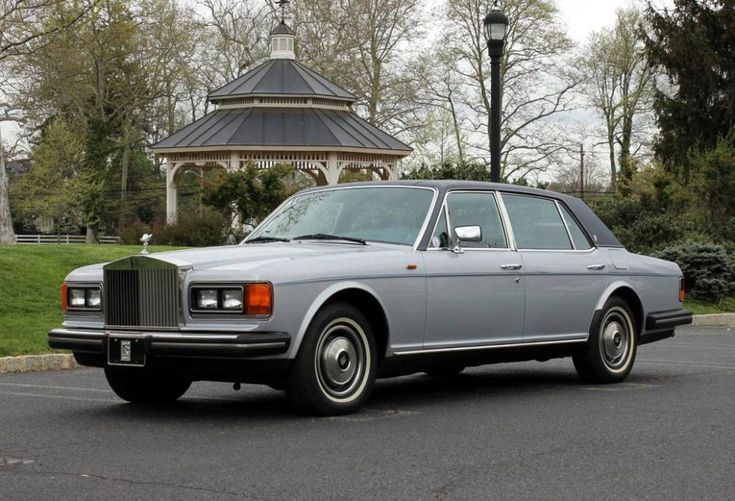 Hemmings Find of the Day  1985 Rolls-Royce Silver Spur