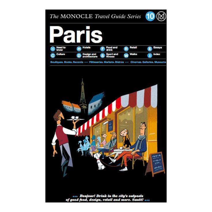 Monocle Guide de voyage Paris-product