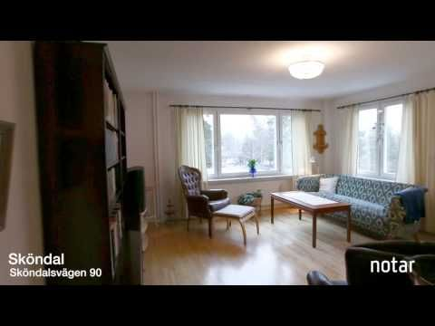 Sköndalsvägen 90 - 3:a · 79,3m2 - Sköndal : Via Notar mäklare Farsta / Sköndal