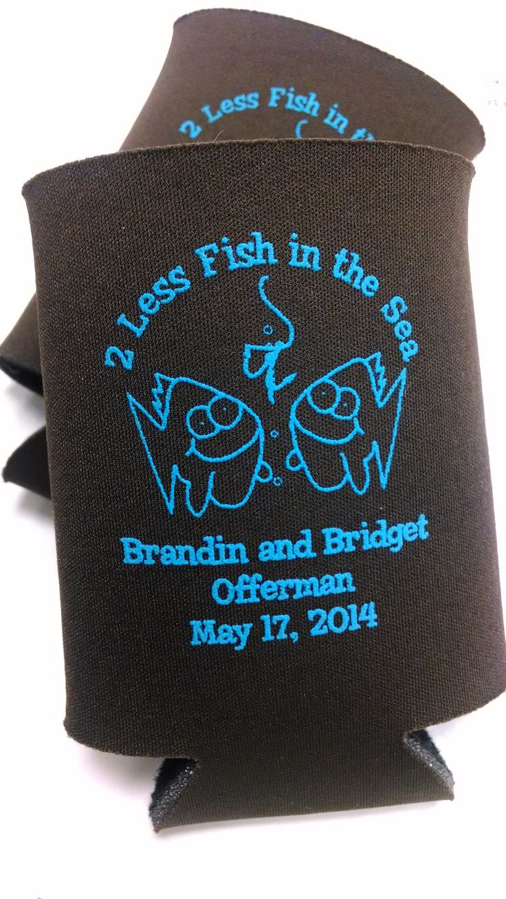 2 Less Fish In The Sea Adorable Www Kustomkoozies