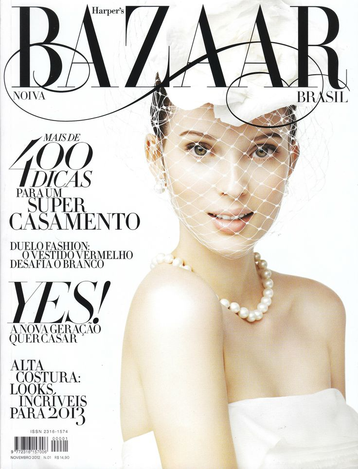 Vanessa Damasceno for Bazaar