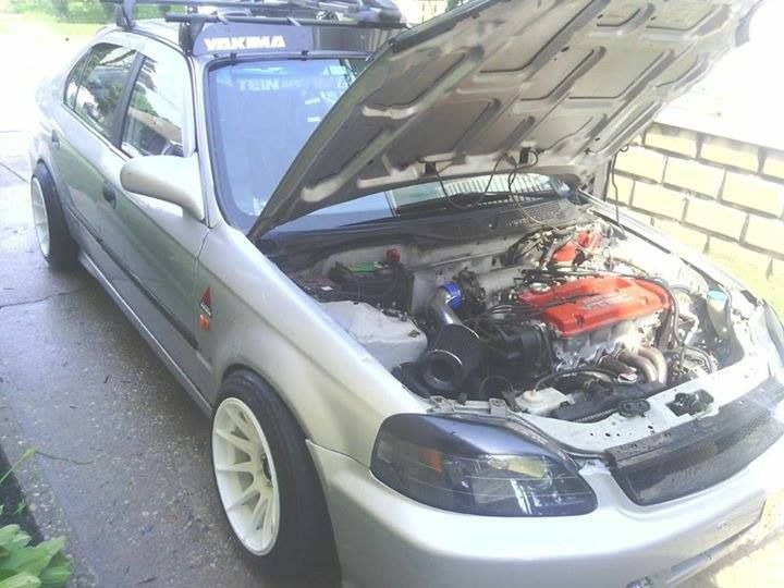HONDA CIVIC !