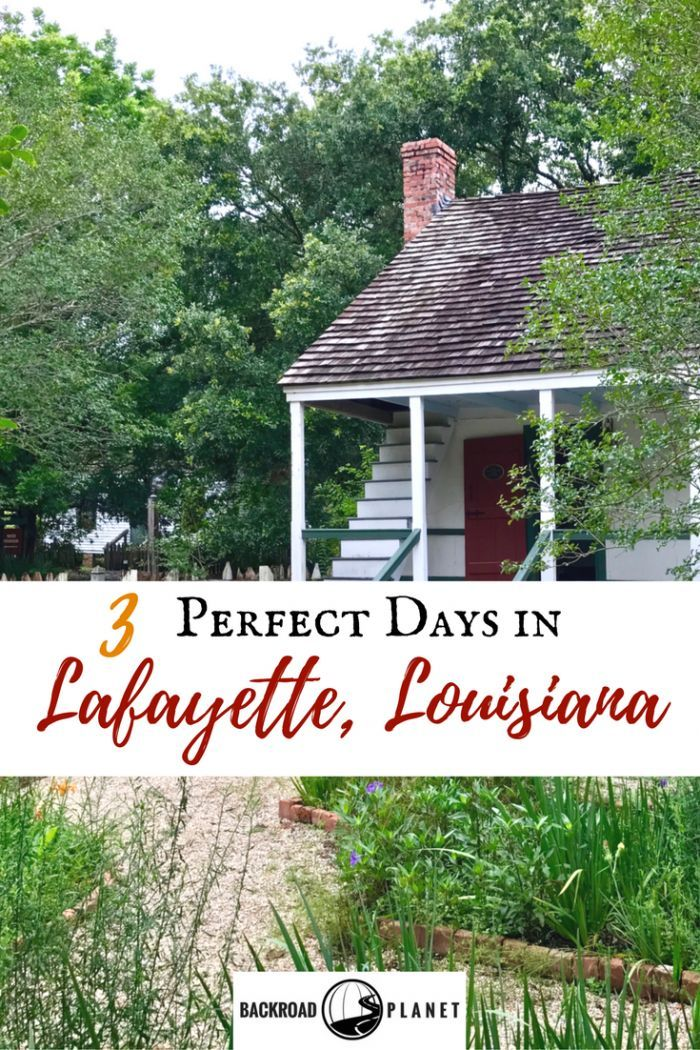 Three perfect days in Lafayette, Louisiana, include a visit to Vermilionville, an airboat swamp ride, a Tabasco®️️ factory tour, Jungle Gardens, and the best Cajun cuisine.