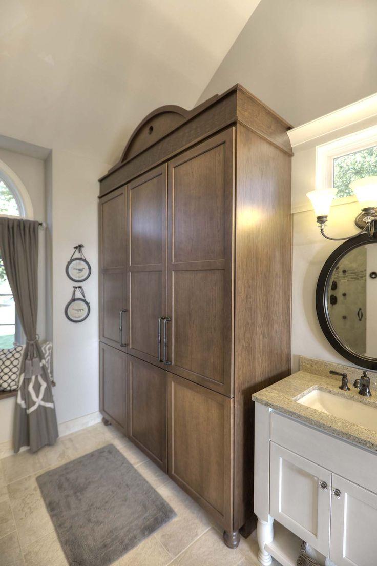 Bathroom cabinets michigan - Traverse City Michigan Custom Cabinets Cabinet Colors Cappuccinos Cabinets Glaze Cherry Villas Bathrooms